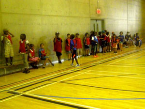 dodgeball jeu centre de loisirs